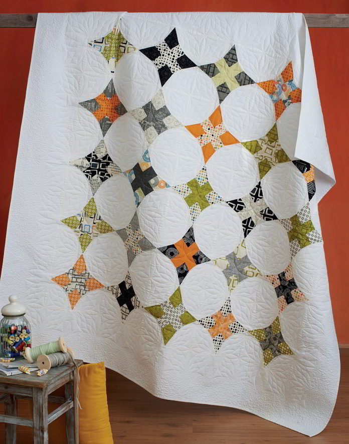 traditionele wandquilt