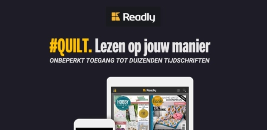 Quilt & Zo op Readly
